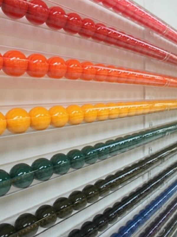 Decoración de bolas de billar - Toulet