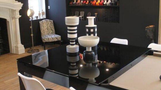 Toque decorativo alrededor de su mesa de billar.