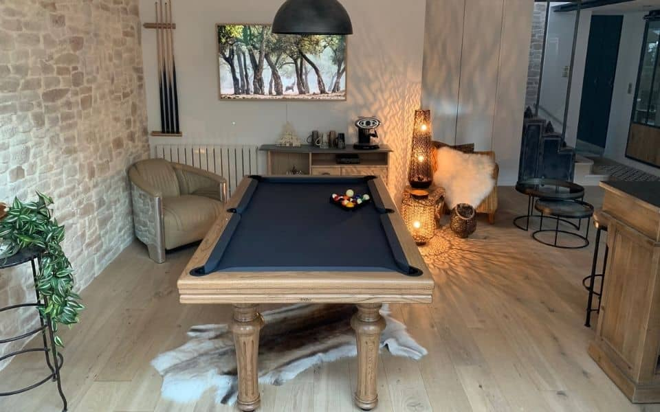 Comprar mesa de billar clasica - Excellence - Billards Toulet