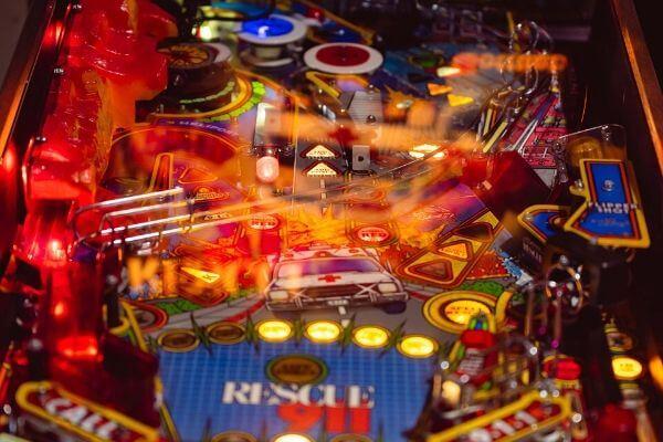 invencion maquina de pinball - Toulet