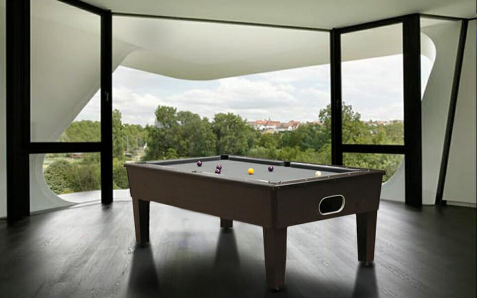 Mesa de billar Blackball 8 Pool - Billards Toulet