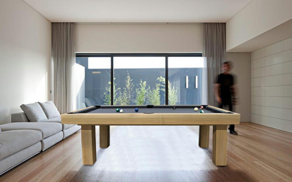 mesa de billar de diseño ecológico - ECO CONCU - Billards Toulet