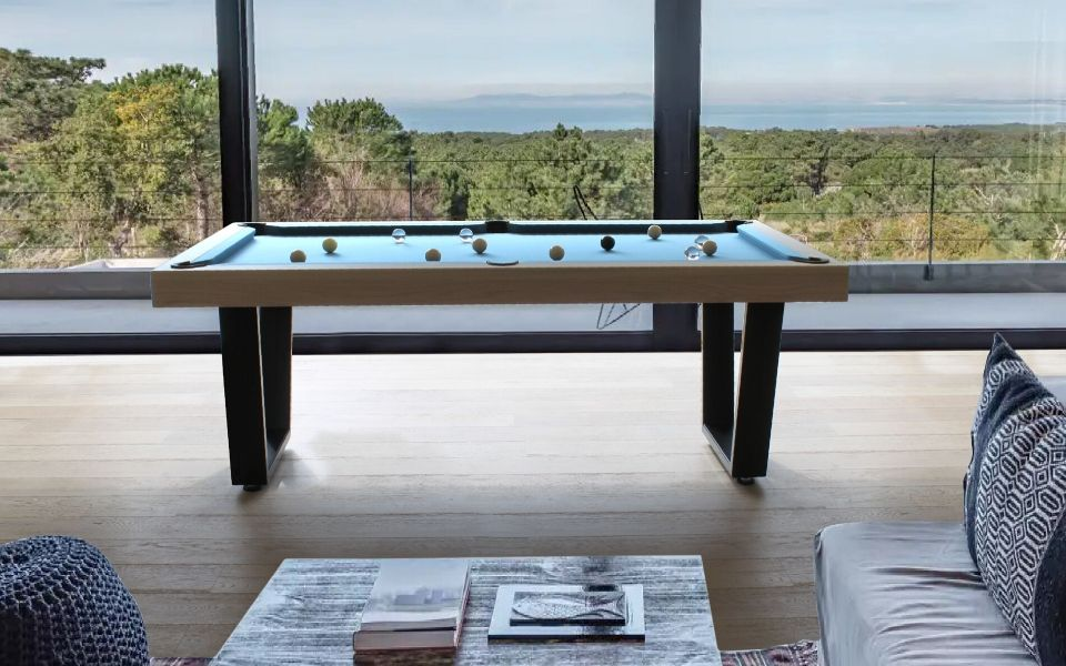 mesa de billar industrial - Billar Toulet - Iron