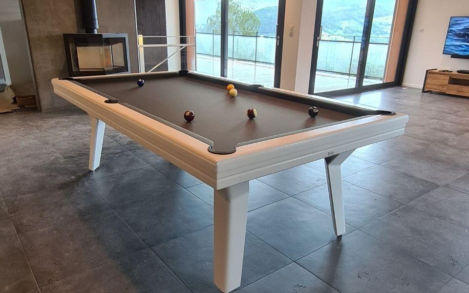 Moderna mesa de billar - Pop - Billards Toulet